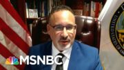 Secretary Of Education On Push To Reopen Schools 'This Spring' | All In | MSNBC 3
