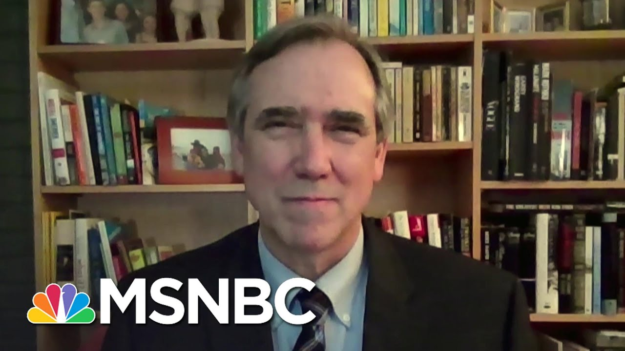 Merkley: Filibuster Changes Needed To 'Address The Issues Facing America' | The Last Word | MSNBC 1