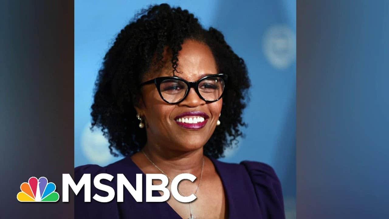 Boston's Mayor Kim Janey Draws Insight From Racist Chapter In City's History | Rachel Maddow | MSNBC 1