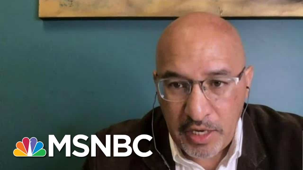 Author Calls For Marshall Plan For Central America   Morning Joe   MSNBC 1
