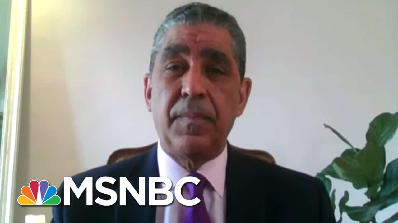 Rep. Espaillat: 'Unless We Get To The Root Causes' Of Border Issue 'This Will Show Up Again' 1
