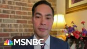 Castro: Biden Pushed Back On Republican Narrative Blaming His Policies For Surge At Border | MSNBC 5