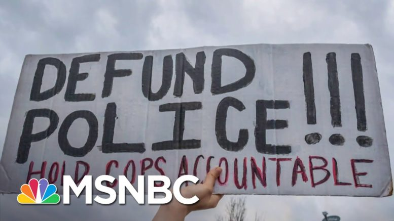'To Defund The Police Right Now Is Absolutely, Positively Insane' : Minneapolis Resident 1