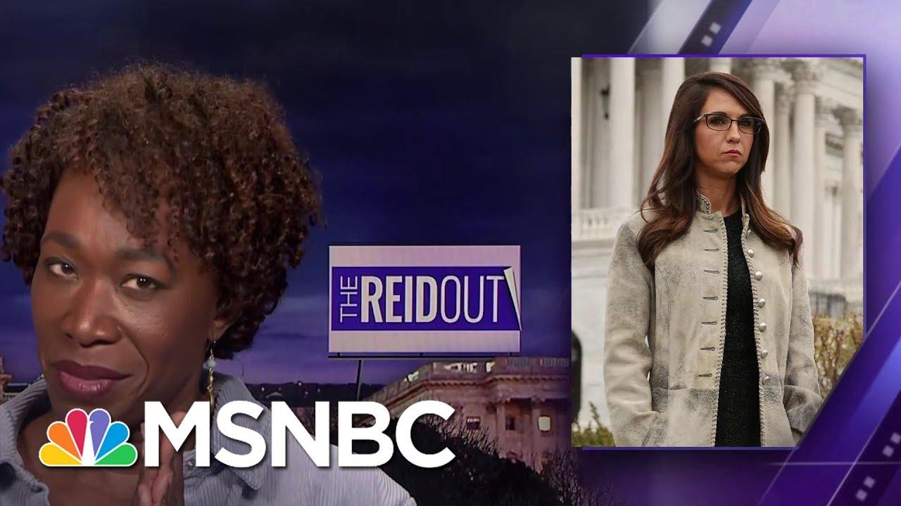 Joy Reid Calls Lauren Boebert 'The Absolute Worst' For Fundraising Off Mass Shootings | The ReidOut 3