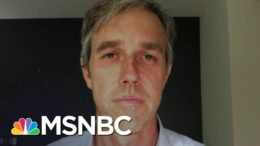 Beto O'Rourke Drives 8.5 Hours To Fight Voter Suppression In Texas | The Last Word | MSNBC 8