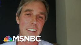 Beto O'Rourke: Biden Is Displaying 'Compassion And Empathy' To Immigrants   The Last Word   MSNBC 7