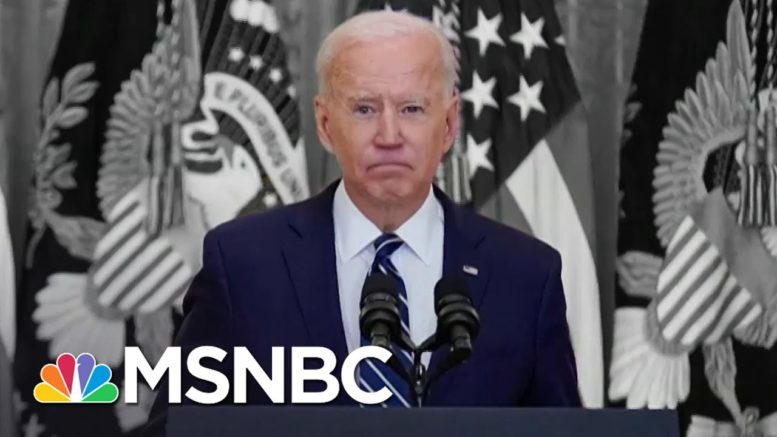 Biden Pressed Border And Foreign Policy At First News Conference | The 11th Hour | MSNBC 1