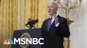 No Covid Questions As Border Takes Focus At Biden Press Conference | The 11th Hour | MSNBC 3