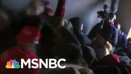 Trump: Capitol Rioters Were 'Zero Threat' To Lawmakers | Morning Joe | MSNBC 9