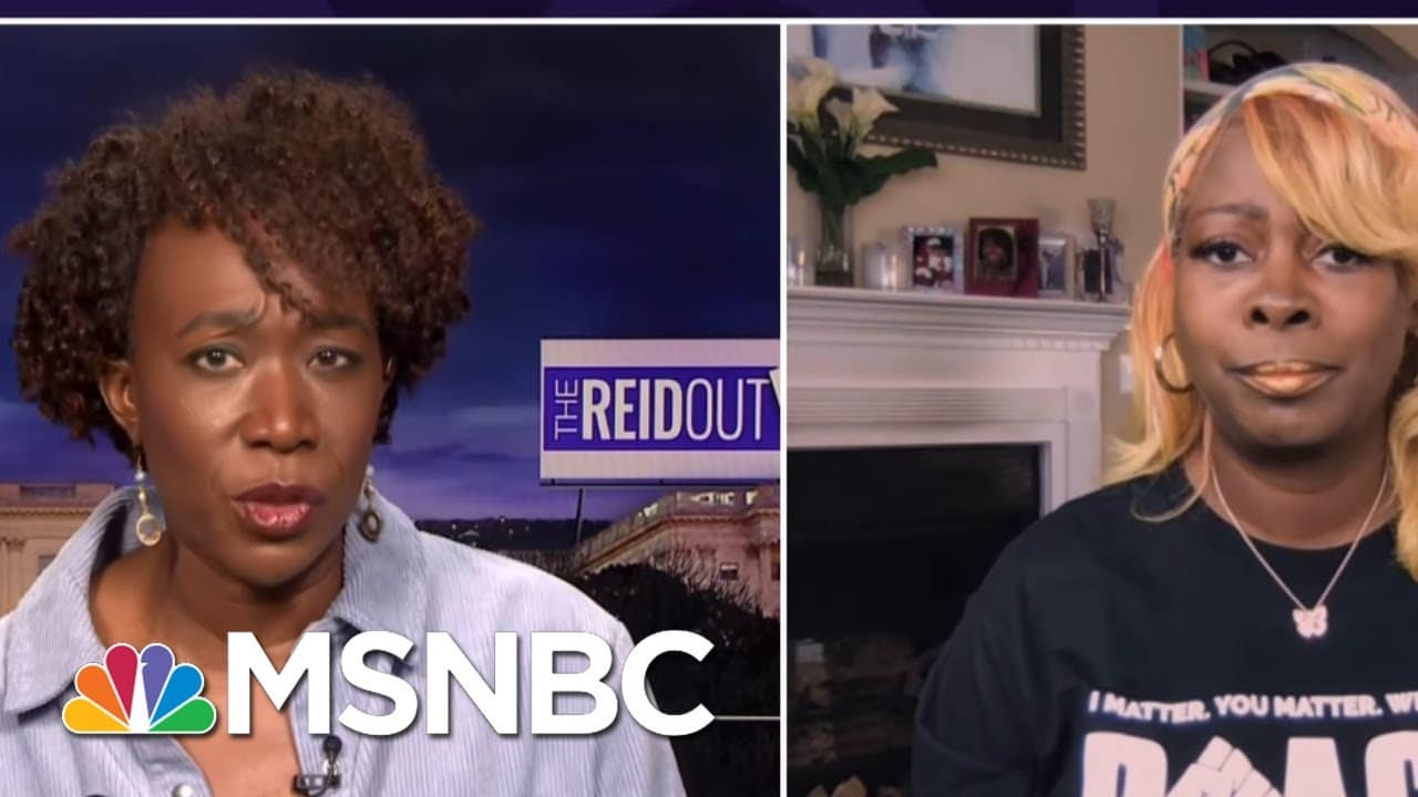 Joy Reid On New Voting Restrictions In Georgia   The ReidOut   MSNBC 1