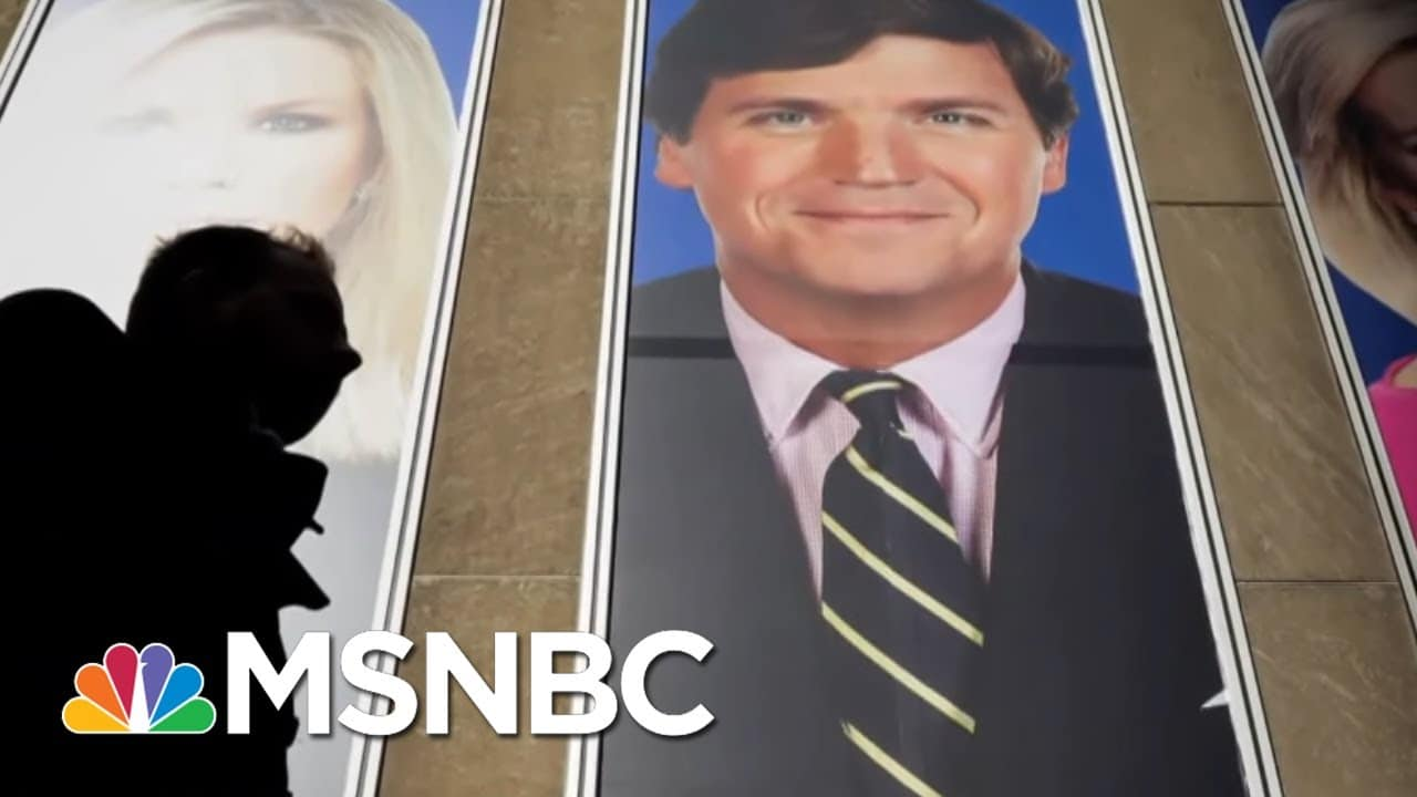 Fox News Sued On Election Fraud Claims By Dominion Voting | MSNBC 1