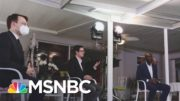 Florida Voter On Concern Over Border Holding Facilities   Craig Melvin   MSNBC 2