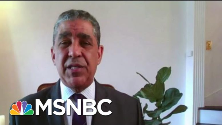 Rep. Espaillat: US Should Be The 'Leader' On Immigration Issue | MTP Daily | MSNBC 1