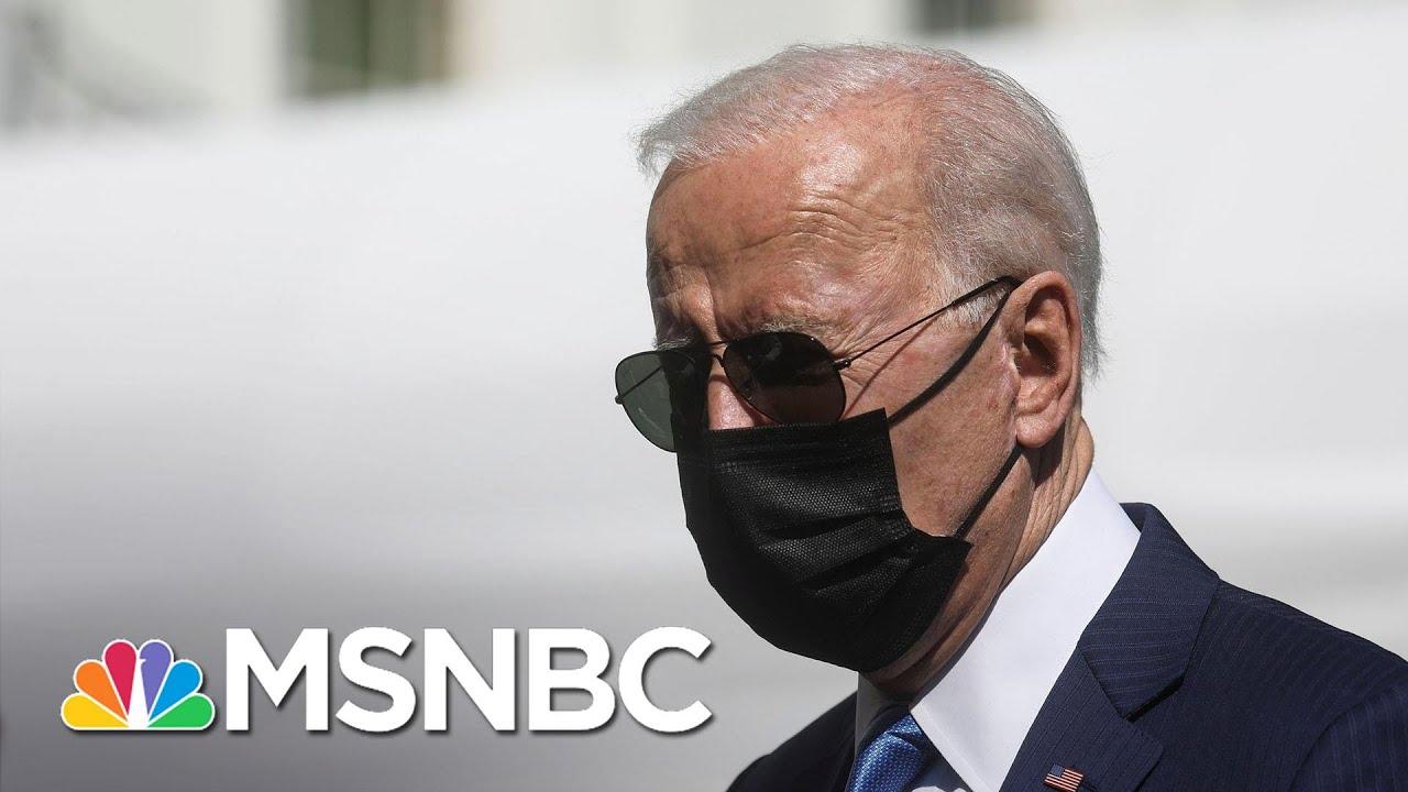 Biden Criticizes New Georgia Voting Law: 'It's An Atrocity' | MSNBC 1