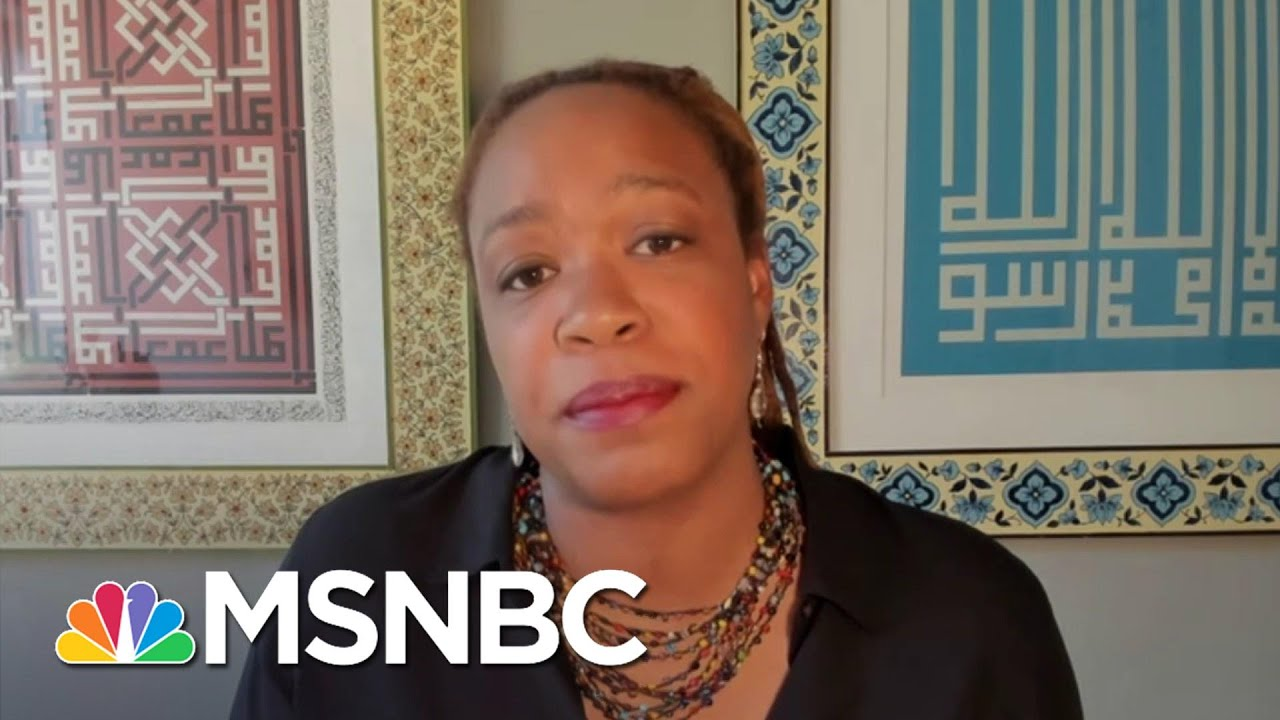 Heather McGhee: The Only Thing The Right Wing Has Is A Racist Lie About Election Fraud   Deadline 1