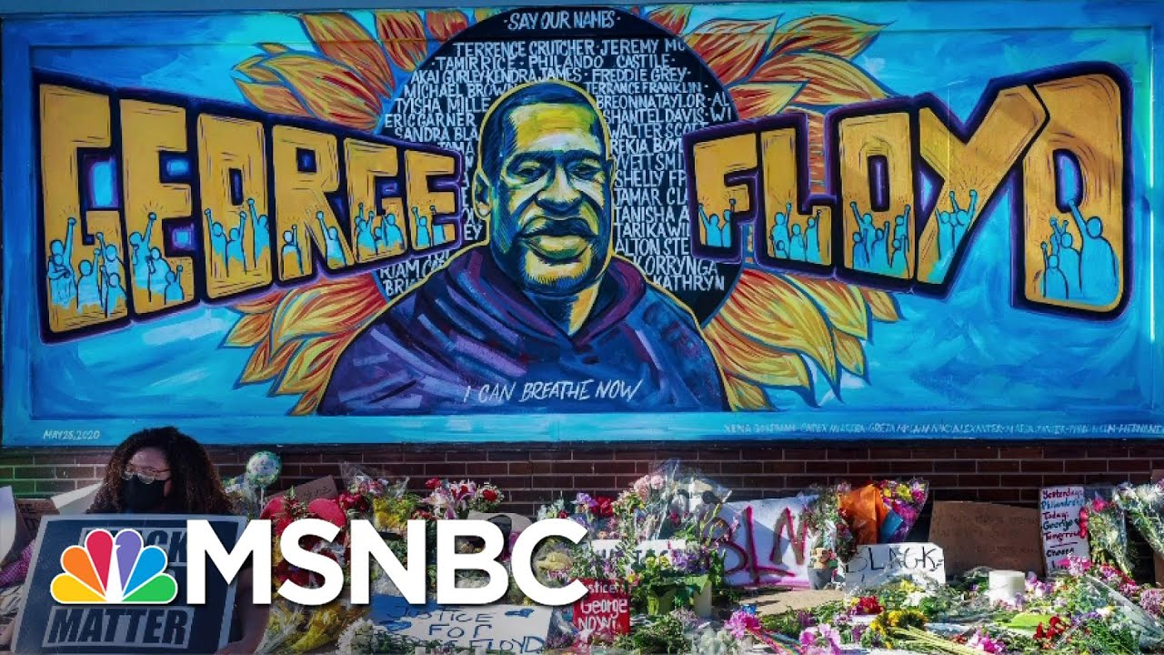 10 Months After George Floyd's Death: What's Changed—And What Hasn't In Minneapolis | All In | MSNBC 5