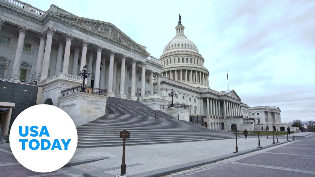 Senate passes $1.9 trillion COVID-19 bill | USA TODAY 1