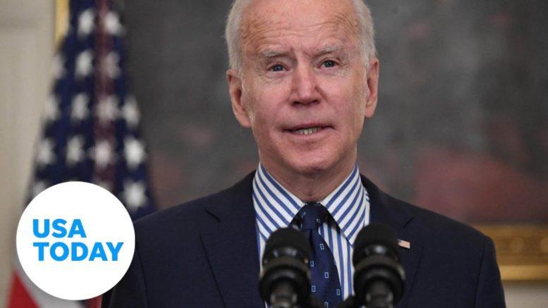 Pres. Biden signs executive order on voter access | USA TODAY 1