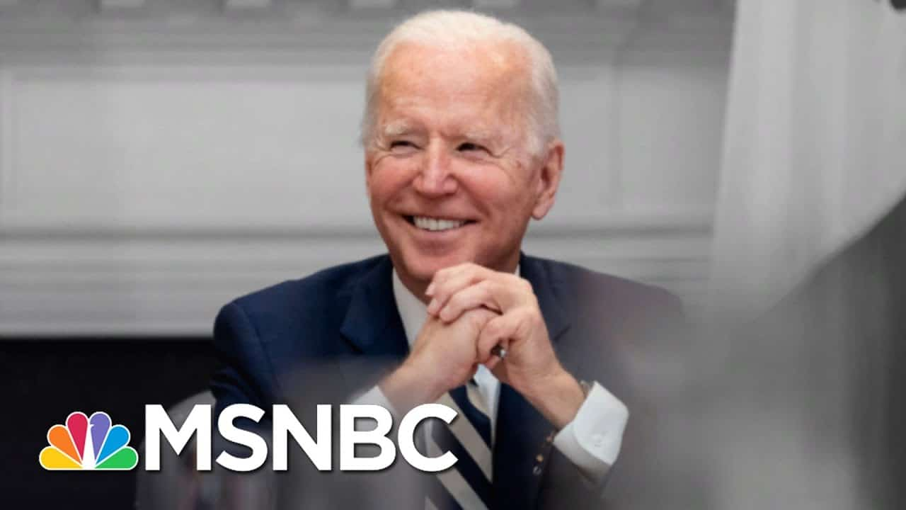 Biden Looks To Senate To Pass Covid Aid As Trump Vows Revenge   The 11th Hour   MSNBC 1