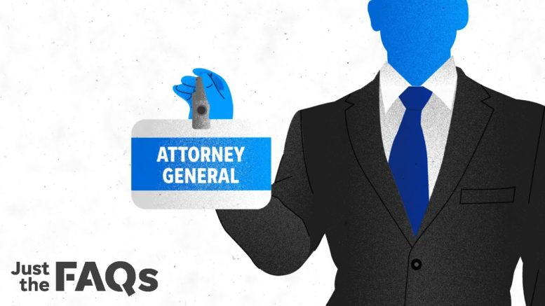 Attorney General Merrick Garland: why the job can be controversial   Just the FAQs 1