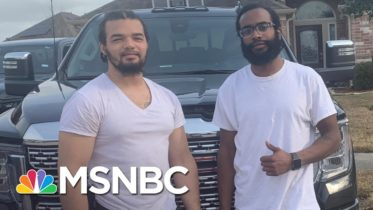 Meet The NJ Plumbers Who Went To Texas To Help During Power Crisis | The 11th Hour | MSNBC 6