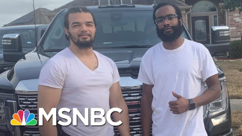 Meet The NJ Plumbers Who Went To Texas To Help During Power Crisis | The 11th Hour | MSNBC 1