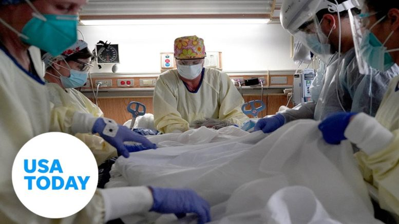 'More deaths than anyone should ever have to see': Life and death inside a COVID-19 ICU 1