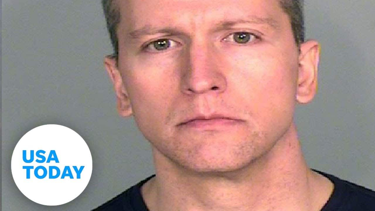 Jury selection continues in the trial of Derek Chauvin Friday (LIVE)   USA TODAY 1