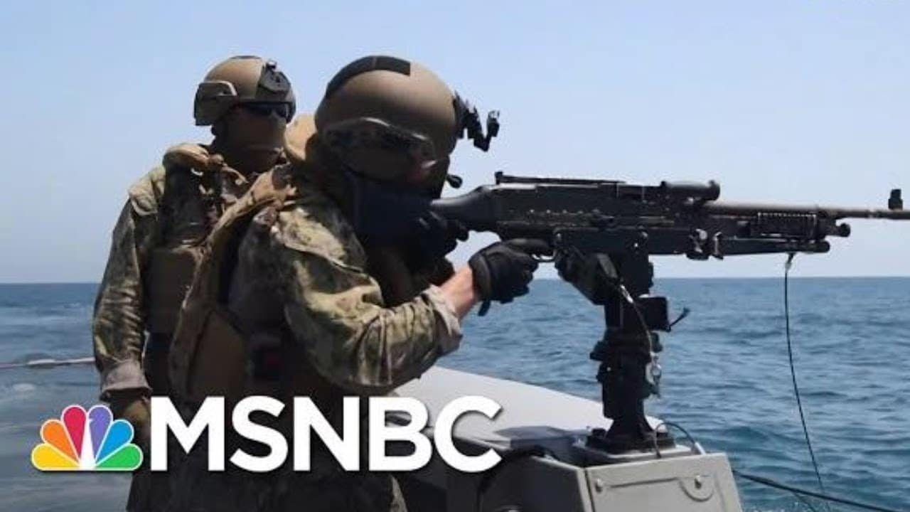 U.S. Sends Military Aid To UA; Biden Doesn't Even Condition It On Political Favors   Rachel Maddow 1