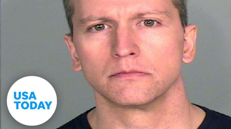 Jury selection continues in the trial of Derek Chauvin Thursdsay   USA TODAY 1