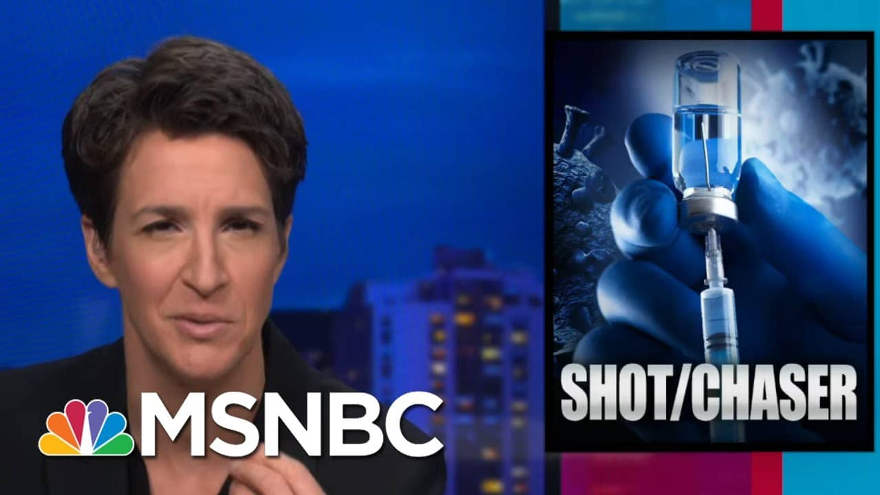 Biden, Democrats Push For Covid Relief As Republicans Sit Idly By | Rachel Maddow | MSNBC 1