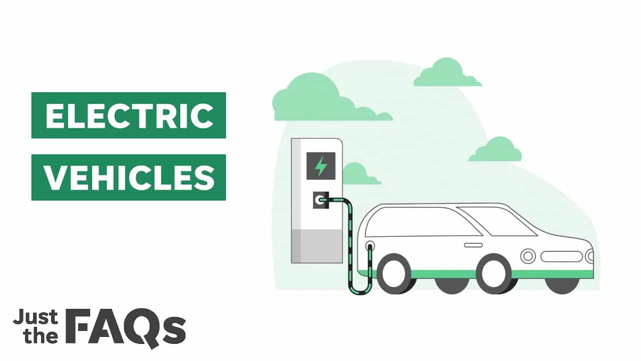 Here's how electric vehicles can cut global warming | Just the FAQs 1