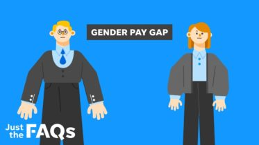Women hold more leadership roles than ever but there's still a gender pay gap. Here's why. 10