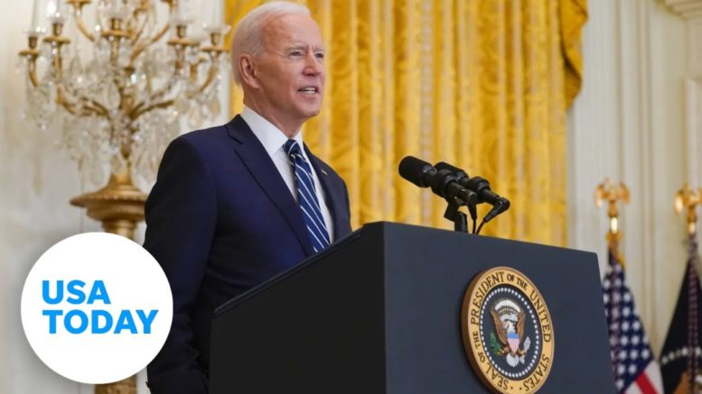 See what Biden says about a second term | USA TODAY 1