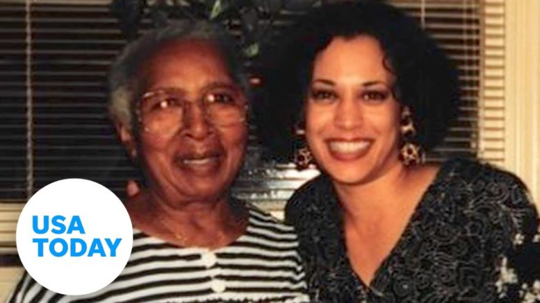 Three women who have impact VP Kamala Harris | USA TODAY 1