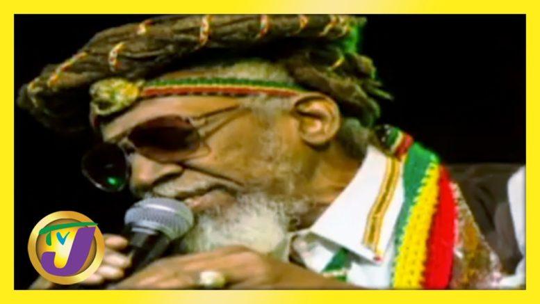 Bunny Wailer | Jamaica's Reggae Legend TVJ Interview 1