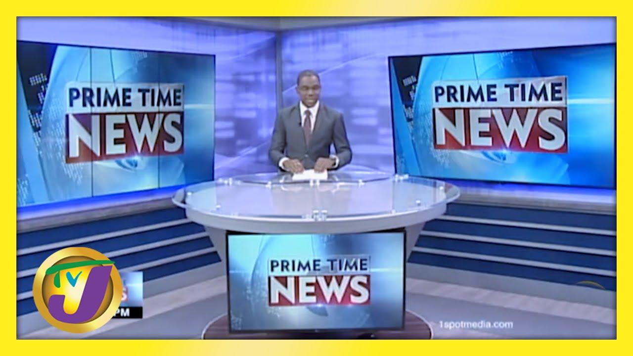 Jamaica's News Headlines   TVJ News - March 3 2021 1
