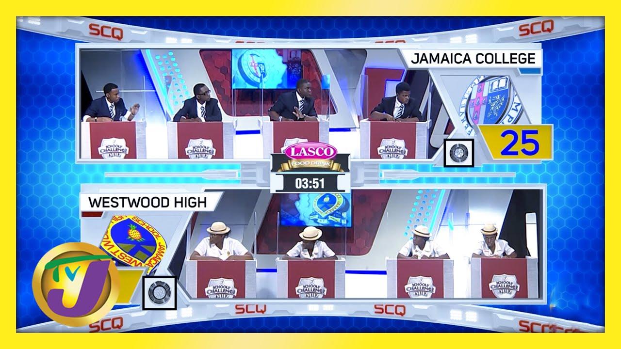 Jamaica College vs Westwood High: TVJ SCQ 2021 - March 4 2021 1