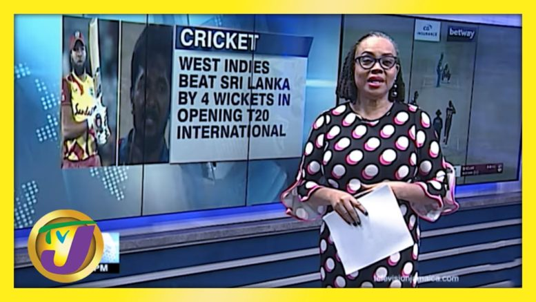 West Indies Takes Lead in T20 Series Against Sri Lanka - March 4 2021 1