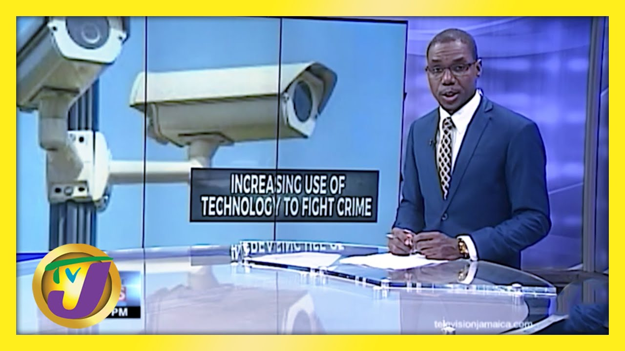 Jamaica to Increase the Use of Technology to Fight Crime | TVJ News - March 4 2021 1