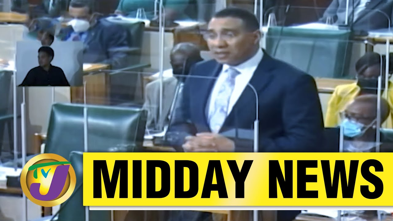 Jamaican Politicians Will Not Be Priority for Covid-19 Vaccines - March 5 2021 1