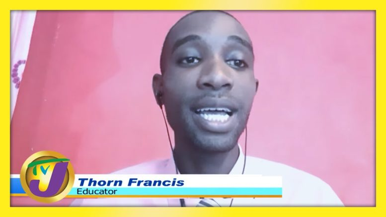 Blooming Thorn - From Poverty to Enriching Minds: TVJ Smile Jamaica - March 5 2021 1