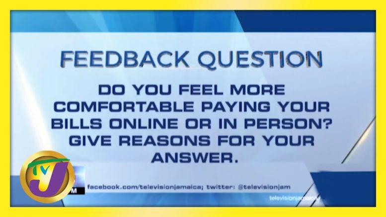 Feedback Question | TVJ News - March 5 2021 1
