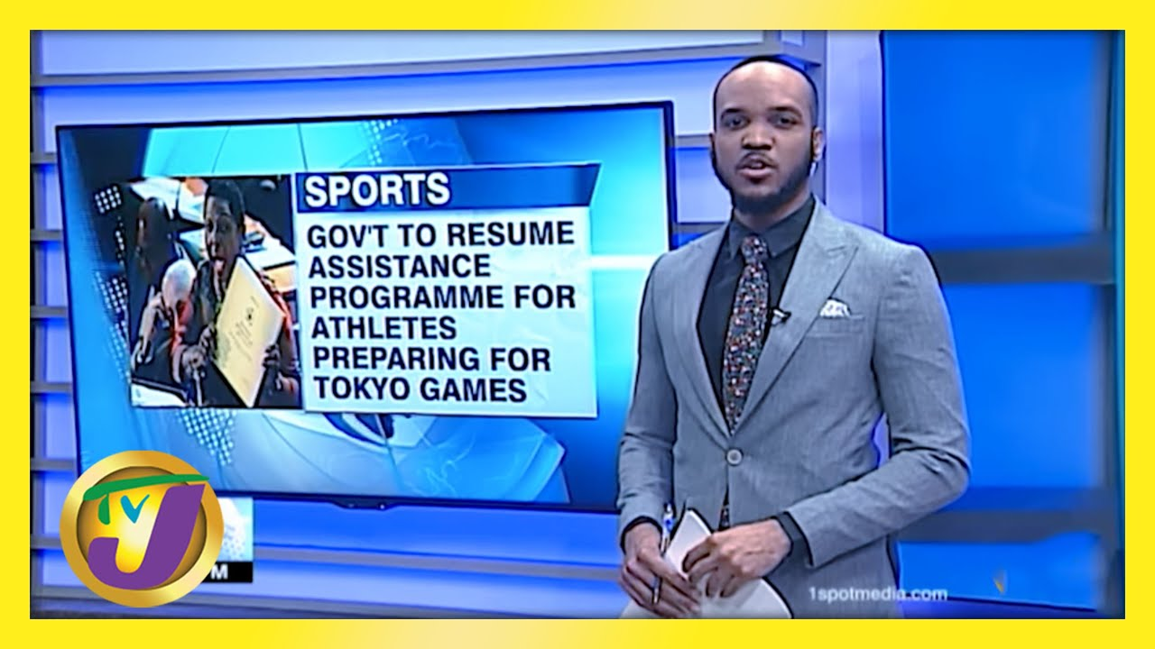 Gov't to Resume Assistance to Athletes Preparing for Tokyo Olympics - March 5 2021 1