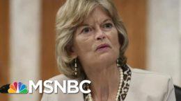 GOP Will Support Sen. Murkowski's Re-Election Bid, Says Sen. McConnell | Morning Joe | MSNBC 2