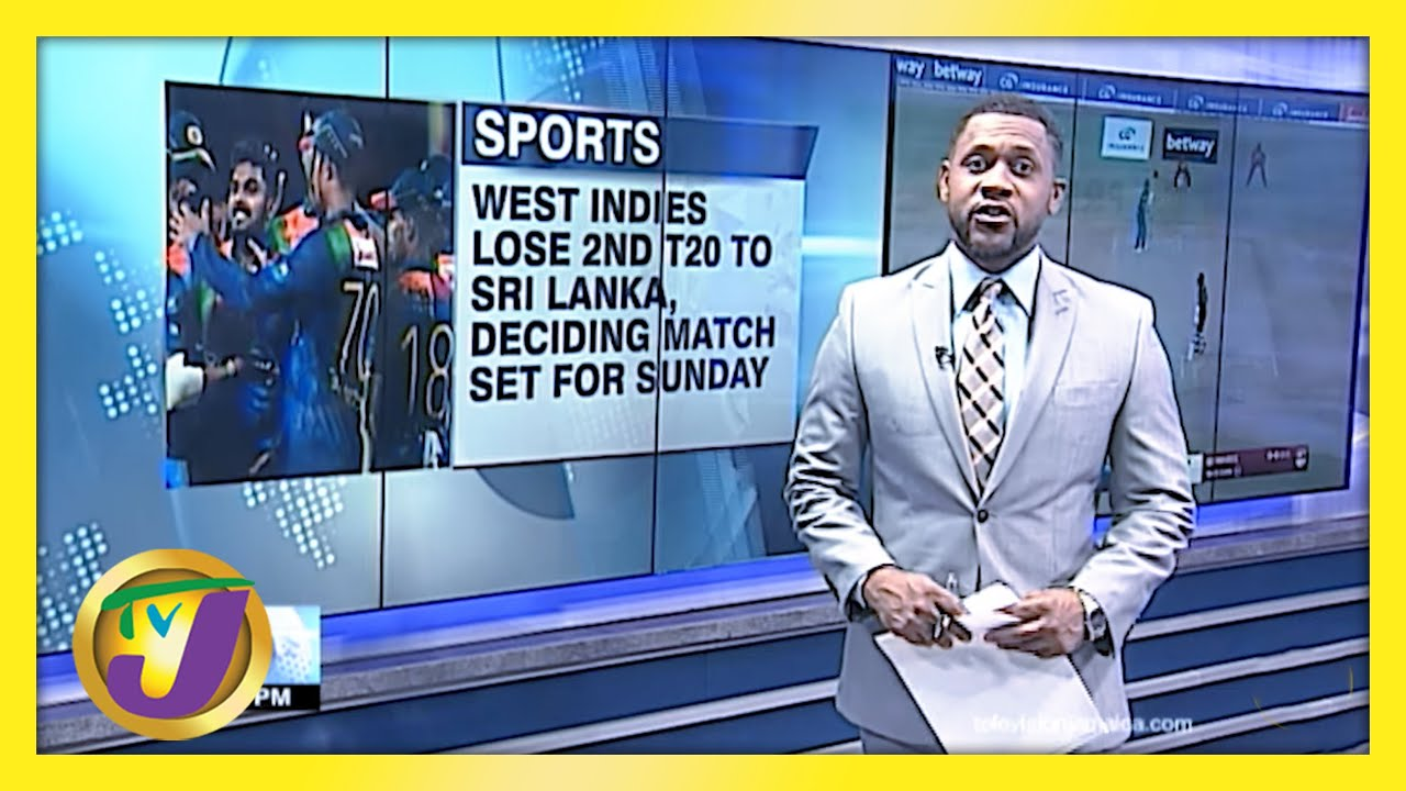 Windies Face Series Decider on Sunday - March 6 2021 1