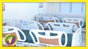 Falmouth, Jamaica Field Hospital Completed - March 7 2021 3