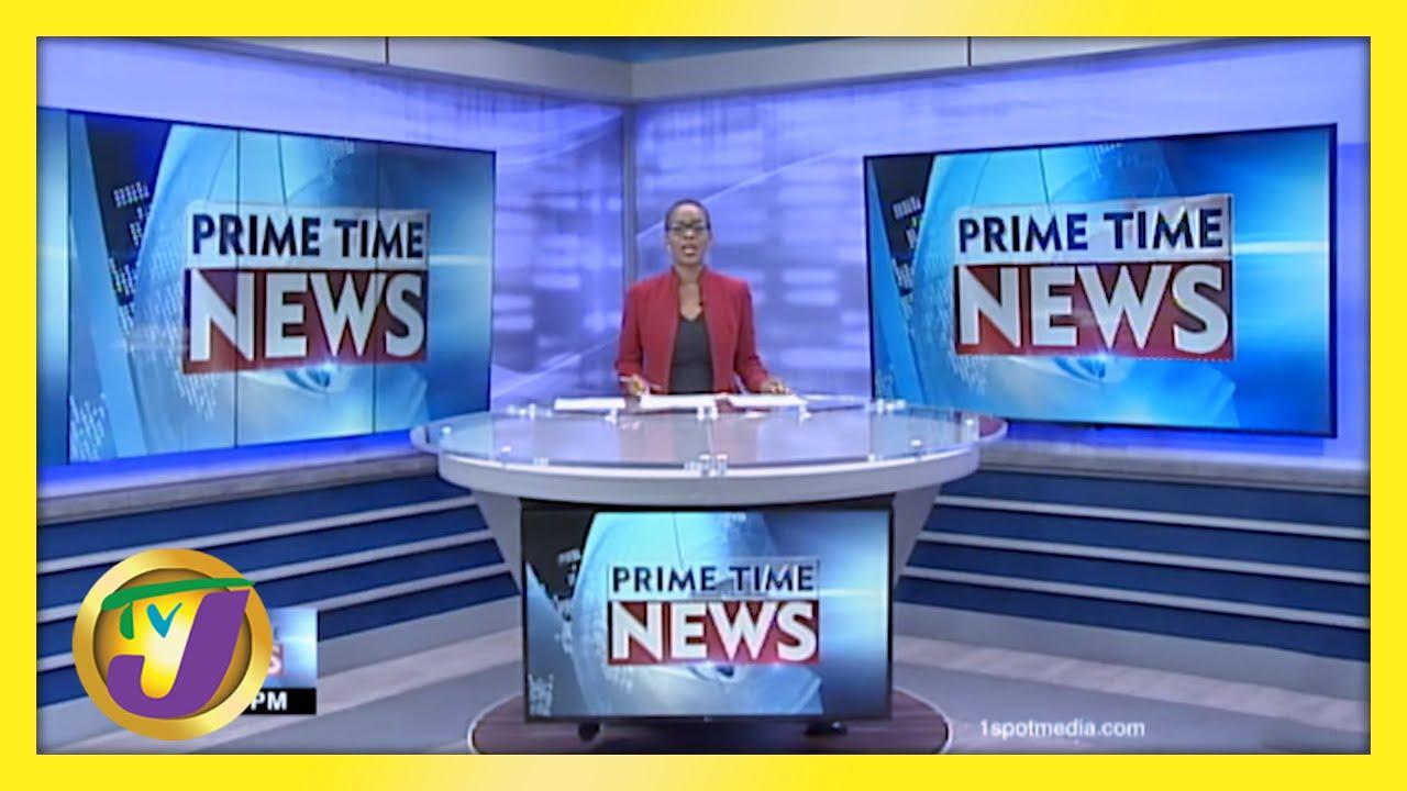 Jamaica News Headlines   TVJ News - March 8 2021 1