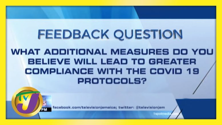 Feedback Question | TVJ News - March 8 2021 1