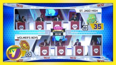 St. Jago High vs Wolmer's Boys: TVJ SCQ 2021 - March 8 2021 6